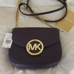 Michael Kors  FULTON CROSS BODY STRAP